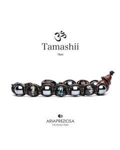Bracciale tamashii mantra ematite