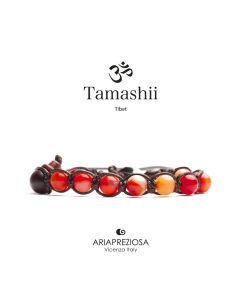 Tamashii agata rossa striata