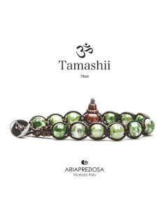 Tamashii agata verde menta