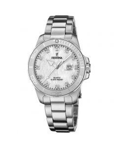 Festina orologio madreperla collezione boyfriend elegante F20503/1