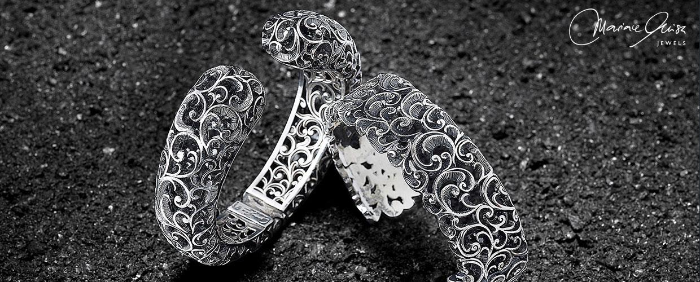maria luisa jewels stile moda damascato fantasia