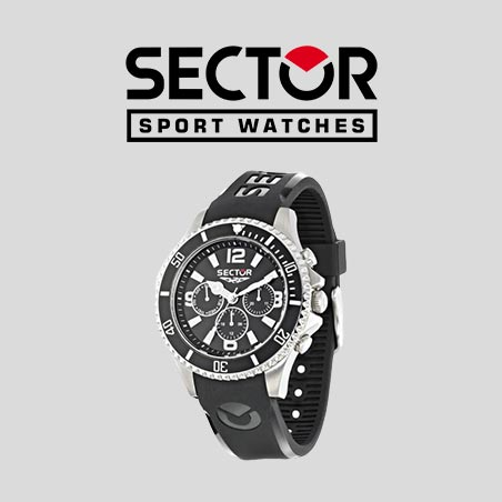 Sector orologi uomo