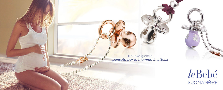 Le bebè suonamore - Franchini Gioielli Rivoli